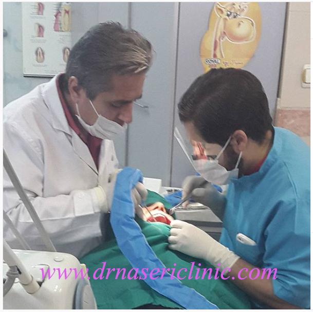 جراحة الفم والوجه والفكين