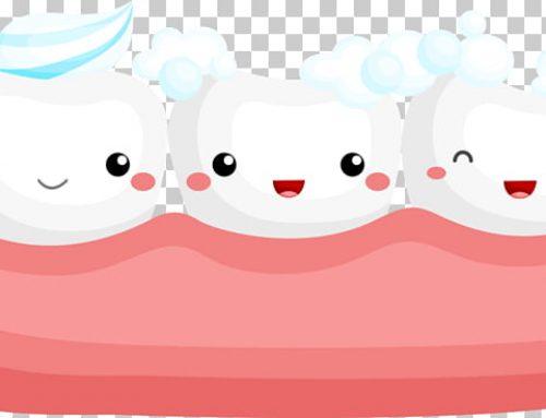 دندانهای شیری کودکان